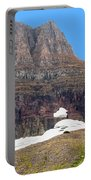 At The Top Of Logan's Pass Portable Battery Charger