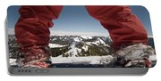 At The Top Of The Mountain Portable Battery Charger