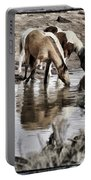 At The Watering Hole 1 Portable Battery Charger