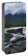 Athabasca Falls #3 Portable Battery Charger
