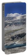 Athabasca Glacier 1 Portable Battery Charger