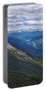 Athabasca River Valley - Jasper Portable Battery Charger