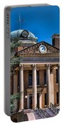 Athens Alabama Historical Courthouse Portable Battery Charger