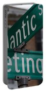 Atlantic And Meeting St Portable Battery Charger