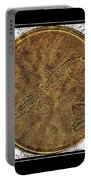 Atlantic Codfish And Jigger - Brass Etching Portable Battery Charger