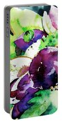 Aubergine Mirage Portable Battery Charger