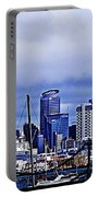 Auckland 4 Portable Battery Charger