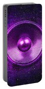 Audio Purple Portable Battery Charger