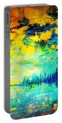 August Evening Portable Battery Charger