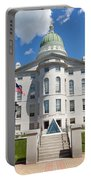 Augusta Capitol Building Portable Battery Charger