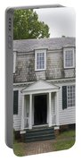 Augustine Moore House Yorktown Virginia Portable Battery Charger