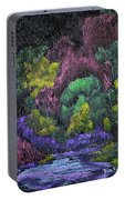 Aurora Reflection Portable Battery Charger