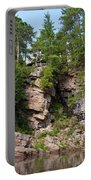 Ausable Chasm 1608 Portable Battery Charger