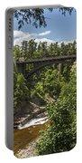 Ausable Chasm Bridge Portable Battery Charger