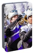 Austin Texas - Marching Band Celebrate Portable Battery Charger