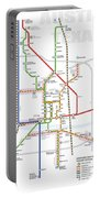 Austin Texas Transit System Portable Battery Charger