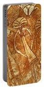 Australia Ancient Aboriginal Art 3 Portable Battery Charger
