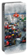 Australian Grand Prix F1 2012 Portable Battery Charger