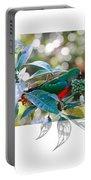 Australian King Parrot Portable Battery Charger