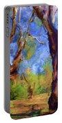 Australian Native Tree 2 Portable Battery Charger