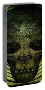 Authentic Skull Of The Vampire Callicantzaros Portable Battery Charger