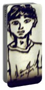 Autographed Drawing Portable Battery Charger