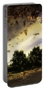 Autum Colors  Earth Water Air Portable Battery Charger