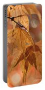Autumn Acer Portable Battery Charger