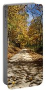 Autumn Afternoons Portable Battery Charger
