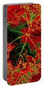 Autumn All Ablaze Portable Battery Charger