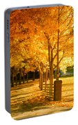 Autumn Alley Portable Battery Charger
