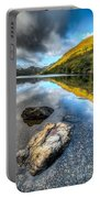 Autumn At Crafnant  Portable Battery Charger