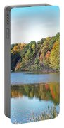 Autumn At Durand Portable Battery Charger