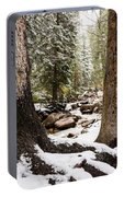 Autumn At Gore Creek 5 - Vail Colorado Portable Battery Charger
