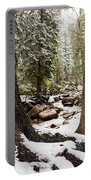 Autumn At Gore Creek 5 - Vail Colorado Portable Battery Charger by Brian Harig