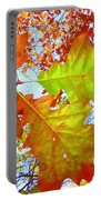 Autumn Bliss Portable Battery Charger