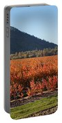 Autumn Blueberry Panorama Portable Battery Charger