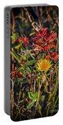 Autumn Bouquet Portable Battery Charger