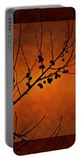 Autumn Branches Portable Battery Charger
