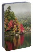 Autumn Breath Portable Battery Charger