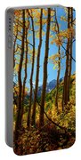 Autumn Brilliance Portable Battery Charger