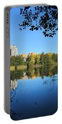 Autumn By The Lake 6 Portable Battery Charger