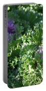 Autumn Cabbage Portable Battery Charger