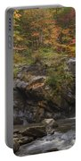 Autumn Cascades Portable Battery Charger