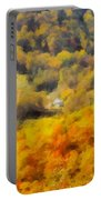 Autumn Colors In Shenandoah Portable Battery Charger