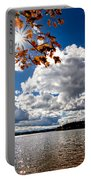 Autumn  Confidential  Portable Battery Charger