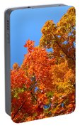 Autumn Contrasts Portable Battery Charger