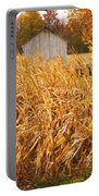 Autumn Corn Portable Battery Charger