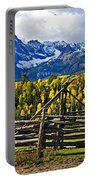 Autumn Corral Portable Battery Charger