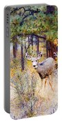Autumn Doe Portable Battery Charger